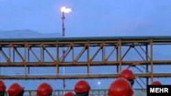 ایران دومین منابع گاز جهان را در اختیار دارد.
