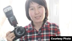 Айгерим Бегимбет, призер фотоконкурса Азаттыка на тему «Отпуск in Кazakhstan».