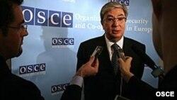 Касым-Жомарт Токаев в Вене. 27 октября 2006 года.