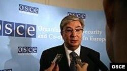 Қасым-Жомарт Тоқаев Венада. 27 қараша 2006 жыл.