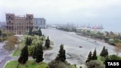 Баку, площадь Свободы