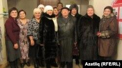 Тарада татар үзәге активы белән