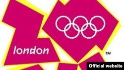 Логотип Олимпийских игр в Лондоне 2012.