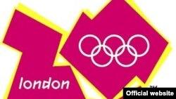 Логотип Олимпийских игр в Лондоне 2012 года.