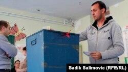 Glasanje u Srebrenici na opštim izborima 2014.