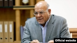 Iranian Deputy Transport Minister Asghar Fakhrieh Kashan/ File photo