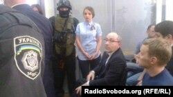 Геннадій Кернес в суді, Полтава, 28 травня 2015 року