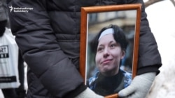 Muscovites Commemorate Slain Lawyer And Journalist