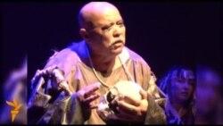 """Драма """"Барсбек каган"""" поставлена на узбекском языке"""