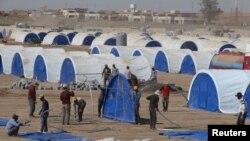 Ожидается, что в ходе операции по освобождению Мосула тысячи человек будут вынуждены стать беженцами