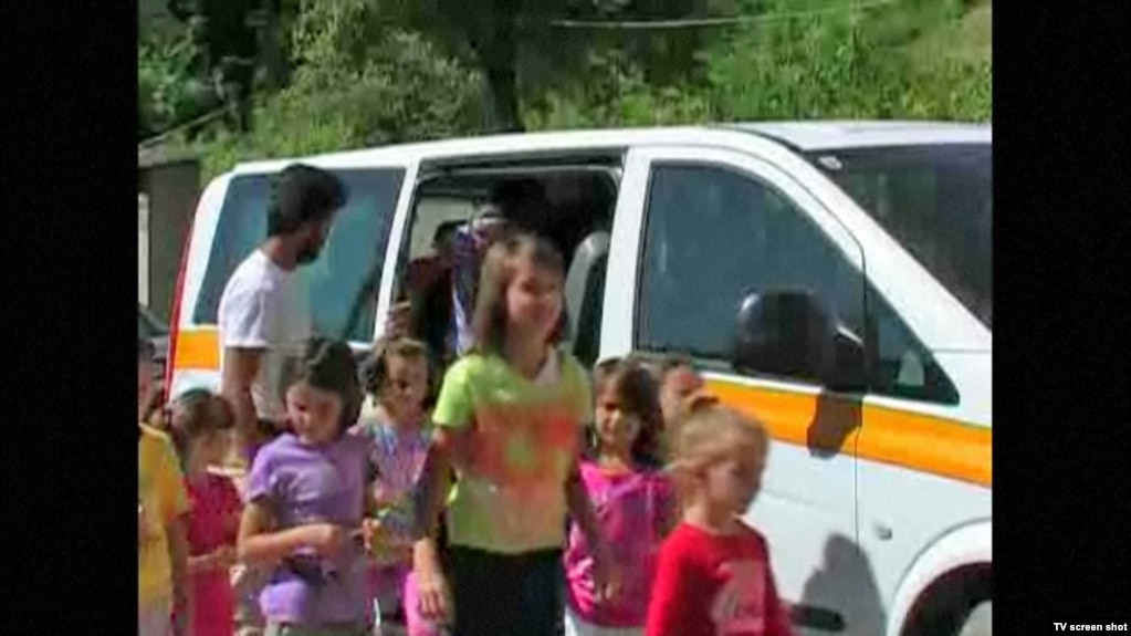 """New Transportation for Children Following TV Liberty Report Is """"A ..."""
