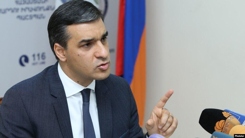 Омбудсмен Армении посетил Роберта Кочаряна