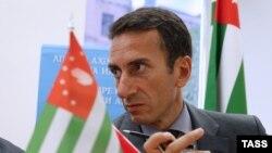 Торговый представитель Республики Абхазия в Российской Федерации Олег Барциц