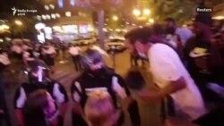 Përleshjet mes policisë dhe protestuesve në Mineapolis