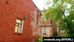 «Гістарычны квартал» на вуліцы Чэхава