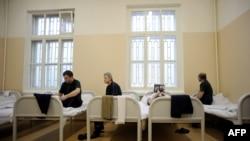 Палата психиатрической клиники