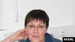 Ирина Петровская не ведет сетевой жизни, но распространению своей заметки в блогах она только рада