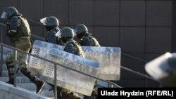 У Білорусі тривають протести