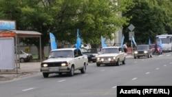 Кырымда милли байрак көне