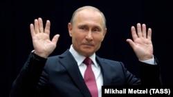 """Фонд """"Национальное культурное наследие"""" создан по инициативе Владимира Путина"""