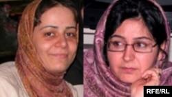 ناهید کشاورز و محبوبه حسین زاده، دو تن از فعالان زنان به همراه سه تن دیگر از اعضای کمپین یک میلیون امضاء، روز دو شنبه سیزدهم فروردین ماه مشغول جمع آوری امضاء در پارک لاله تهران بودند که بازداشت شدند.