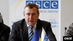 Përfaqësuesi i OSBE-së, ambasadori Andriy Deshchytsia, ka kryesuar takimin 5+2 për Transdniesterin.