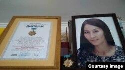 Нургуль Имангалиева скончалась 26 сентября.