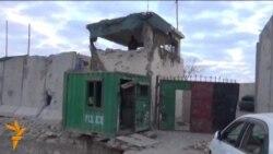Vriten dy sulmues talibanë