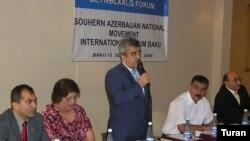 «Güney Azərbaycan Milli Hərəkatı» beynəlxalq forumu dünya azərbaycanlılarına bəyanat ünvanlayıb