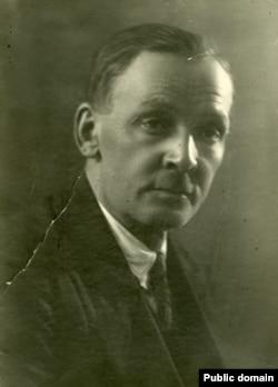 Янка Купала. 1935 г. Са збору Дзяржаўнага літаратурнага музэю Янкі Купалы