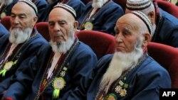 Türkmen ýaşululary, 23-nji oktýabr, 2013.