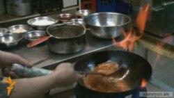 Չինական, ֆրանսիական ու լիբանանյան խոհանոցները՝ Երեւանում