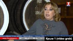 Яніна Павленко – директор захопленої Росією «Масандри» після 2015 року