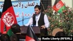د کار او ټولنیزو چارو رئيس عبدالبصير هاشمي