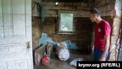 Рустем Мурасов, житель поселка Куйбышево Бахчисарайського района, 6 июля 2021 года