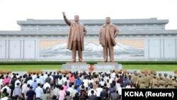 U Severnoj Koreji je već treća generacija Kim na vlasti