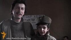 На Євромайдан приїжджають сім'ями