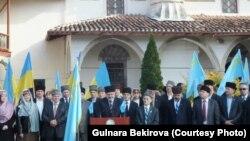 Меджлис крымскотатарского народа, 2013 год