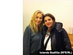 La Geneva, la ora interviului cu Iolanda Bădiliță
