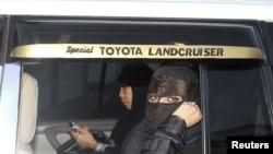 Žene vozači u Saudijskoj Arabiji
