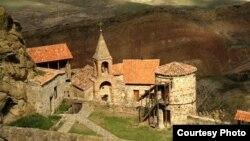 Монастырский комплекс Давид Гареджи (архив)