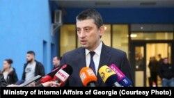 Георгий Гахария (архив)