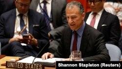 ՄԱԿ-ում ԱՄՆ դեսպան Ջոնաթան Քոհեն, արխիվ