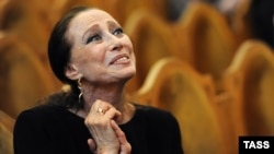 Балерина Майя Плісецька (архівне фото)