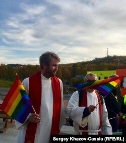 В январе 2018 г. в кирхе Киркенеса пройдёт первое в городе церковное бракосочетание двух мужчин