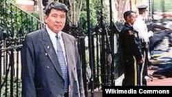 Бывший глава Службы безопасности президента Туркменистана Акмурад Реджепов