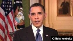 Presidenti amerikan Barak Obama