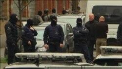 Antiteroristička racija u predgrađu Brisela