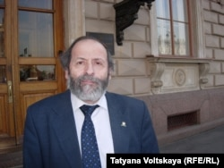 Депутат Заксобрания Петербурга Борис Вишневский