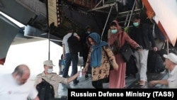 Вазорати мудофиаи Русия гуфт, ҳавопаймои низомӣ рӯзи 25-уми август дар Ҳисор поин омад